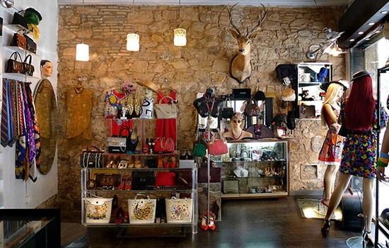 Места для винтажных покупок в Барселоне