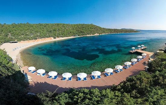 Красивейшие пляжи Турции с голубым флагом