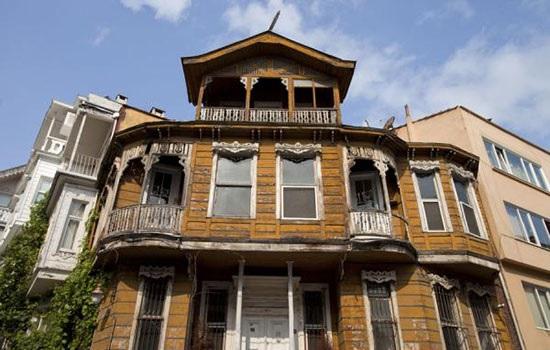 Уникальное деревянное здание эпохи Османской империи в Чоруме Турции будет служить отелем и рестораном после реставрации