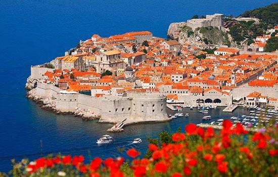 В феврале этого года Дубровник достиг лучшего результата в туризме