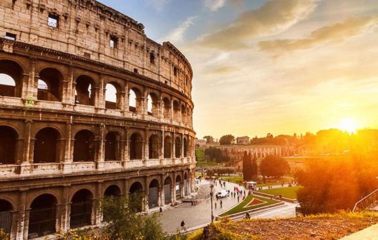Пешая прогулка по Риму