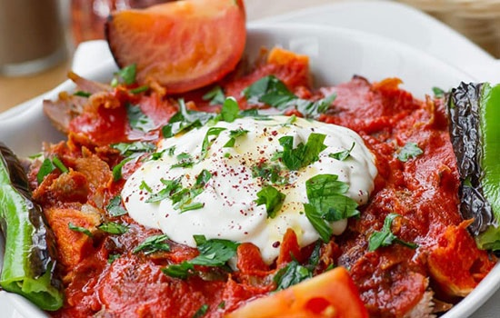Повседневная турецкая кухня