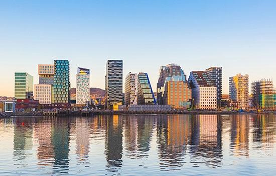 Осло — столица родины викингов