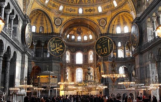 Стамбульский тур по Султанахмет