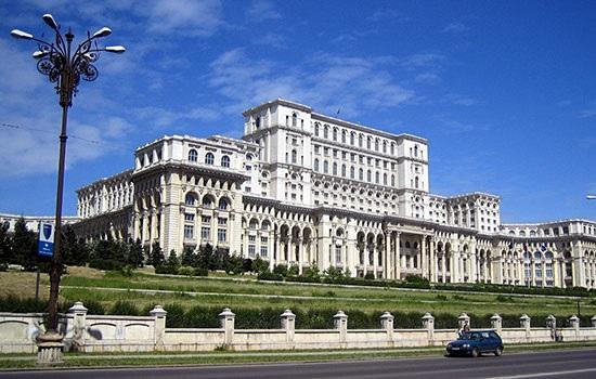 Туристический Бухарест