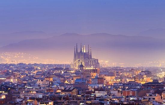 Барселона — отличный выбор для весеннего отпуска