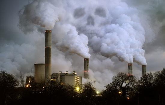 Исследование показало, что загрязнение воздуха убивает больше людей, чем курение