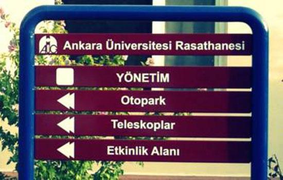 Любители космоса смогли наблюдают за Марсом и Луной в Анкаре
