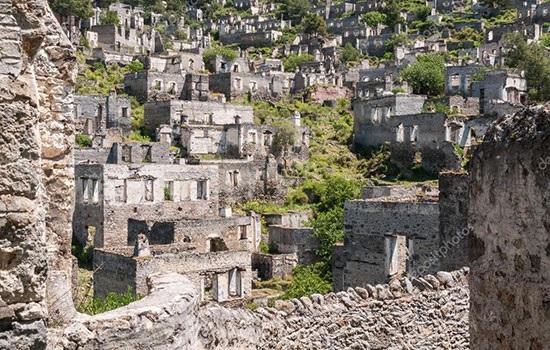 Фетхие — популярный южный городок Турции для отдыха