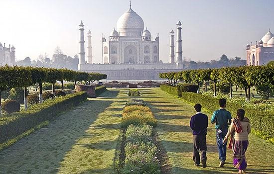 Избирательный туризм в Индии вызывающий большой интерес со стороны иностранных гостей
