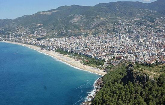 Алания — приморская красота Турции