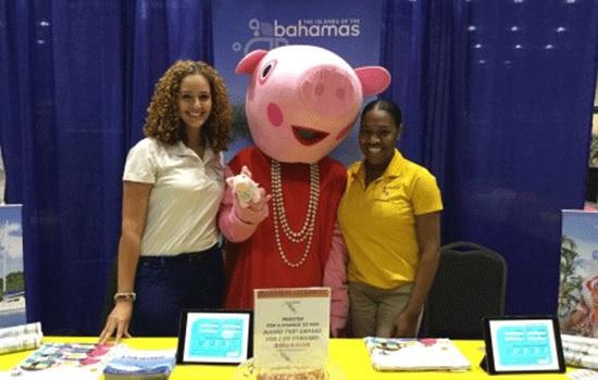 Багамские острова привлекают туристов фестивалем «Наш мир детей»