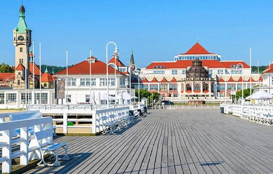 Лучшие пляжи Польши