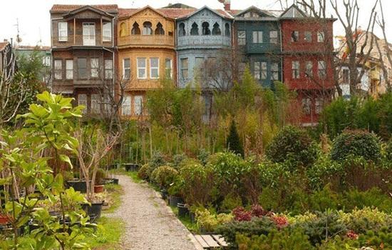 Семейное времяпровождение: самые зеленые и приключенческие парки Стамбула