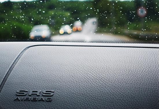 Лампочка-индикатор «Airbag SRS»