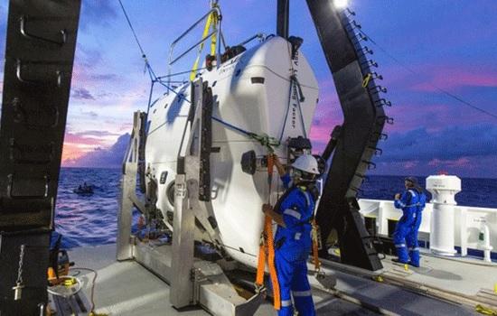 Пластик на дне океана, печальный результат самого глубоководного погружения