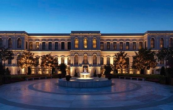 Самые популярные отели Стамбула