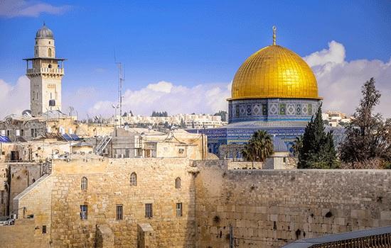 Самые известные достопримечательности Израиля