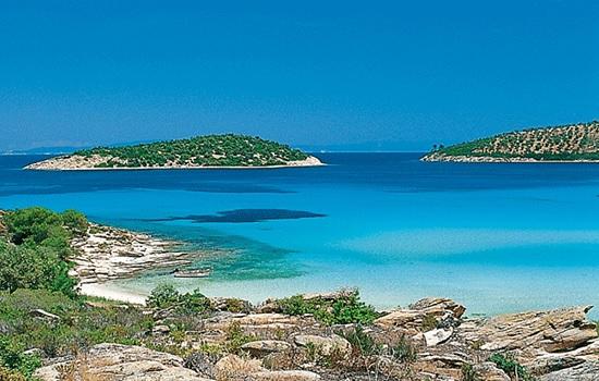 Солнечная Греция — идеальное место для спокойного отдыха