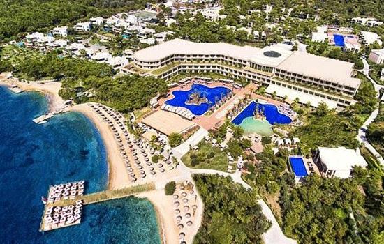 Самые популярные отели Бодрума