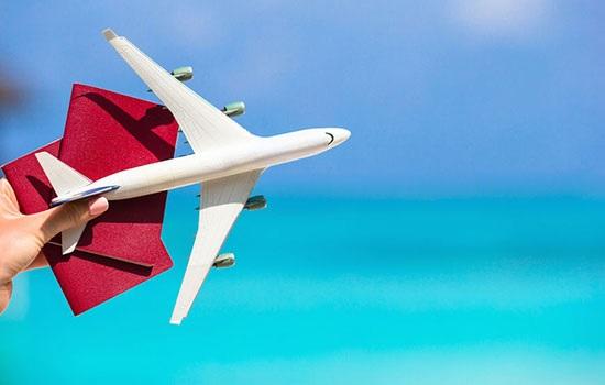 Путешествие на самолете — небольшие расходы