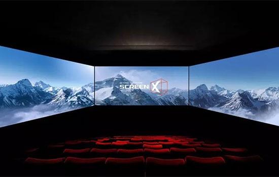 В России скоро появятся кинотеатры с обзором на 270 градусов