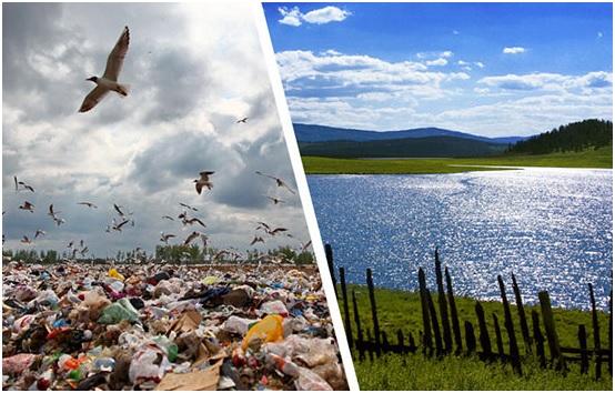 Экологическая ситуация в стране: самые чистые и грязные регионы России
