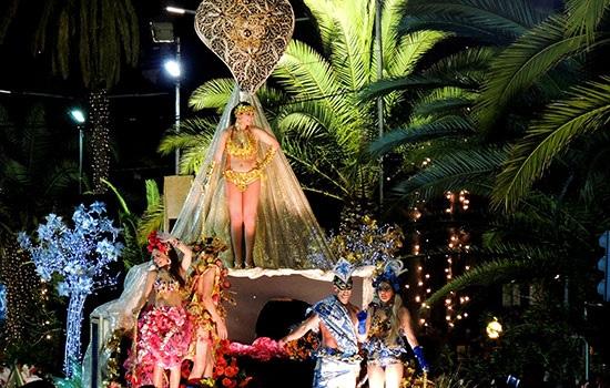 Карнавал на Мадейре