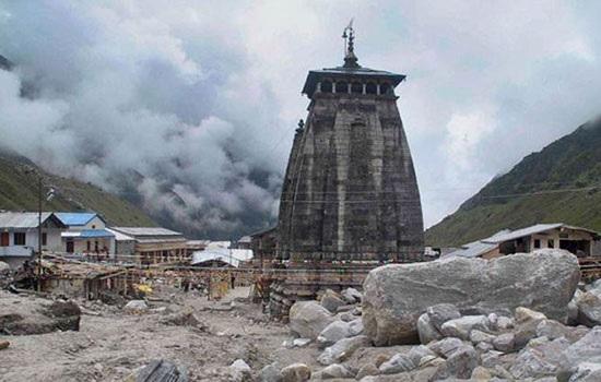 Кедарнатх в Гималаях скоро станет темным туристическим направлением