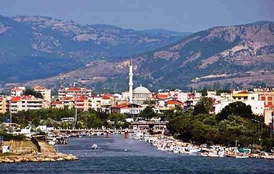 Килитбахир в Турции