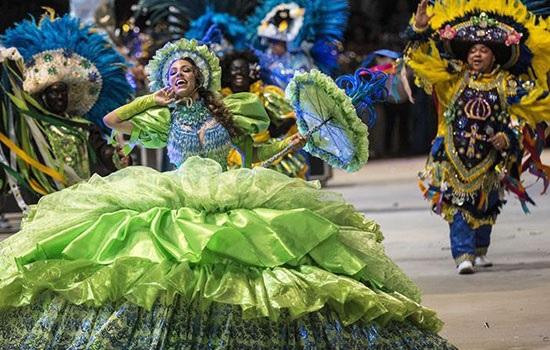 Туризм в Бразилии процветает благодаря 54-му фестивалю фольклора Паринтинс