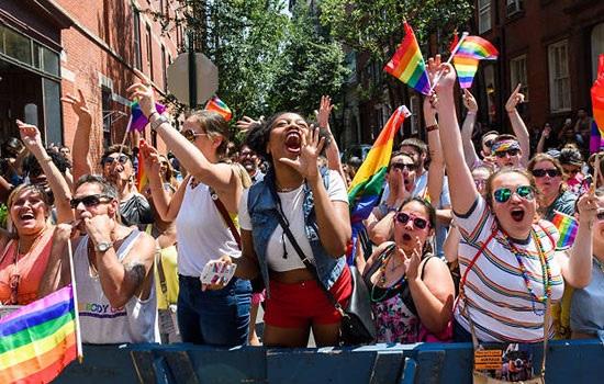 Шесть супер-городов, принимающих Pride этим летом
