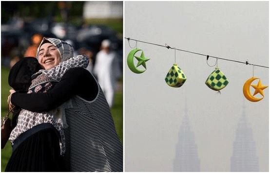 Happy Eid al-Fitr: Турция празднует байрам с посланиями любви, единства и надежды