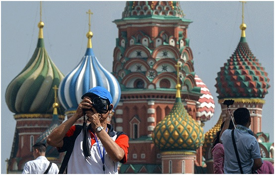 Россия зависит от туризма
