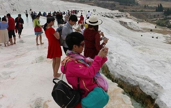 Безвизовый режим повлиял на рост числа китайских туристов в Турцию