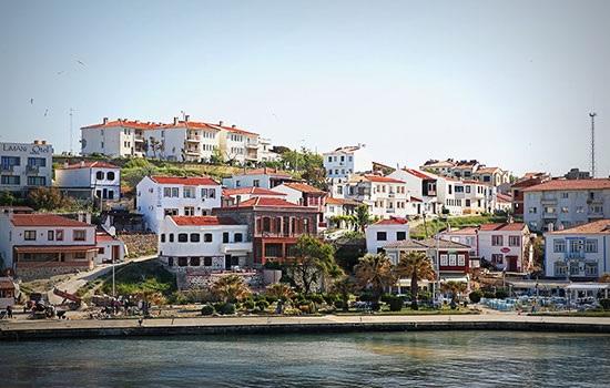 Удивительный остров Бозджаада в Турции