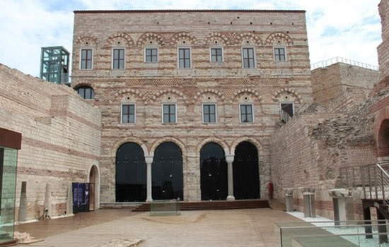 Византийский дворец будет служить музеем в Стамбуле