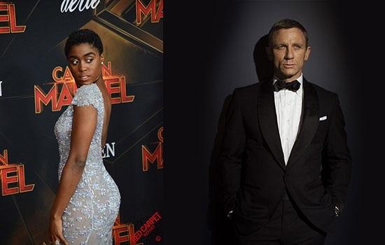 Агентом 007 станет афроамериканка в фильме «Бонд 25»