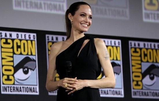 Анджелина Джоли стала частью Вселенной Marvel