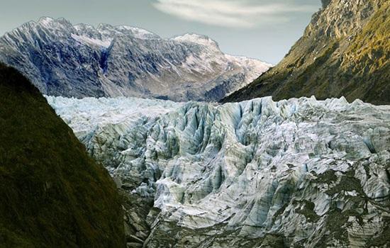 Место съемок Властелина колец в Новой Зеландии