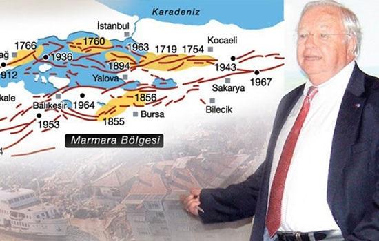 По данным 3 университетов Турции, в районе Стамбула могут произойти 3 землетрясения силой 7+