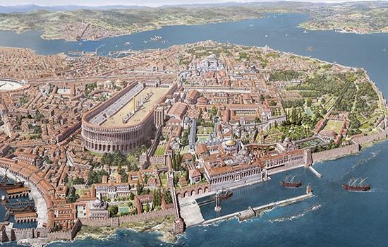 Ипподром в Стамбуле