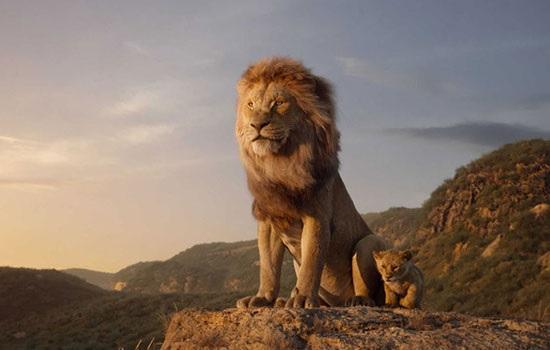 Американский анимационный фильм «Король Лев» стал лидером российского кинопроката в минувшие выходные