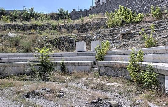 Римский театр в Анкаре