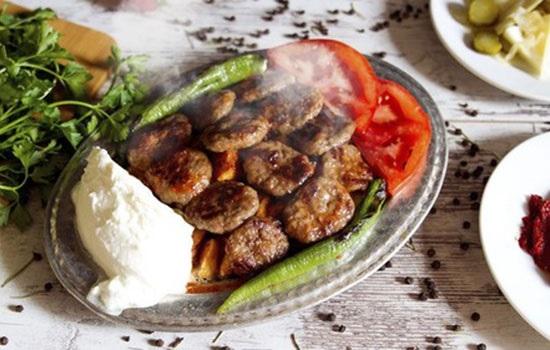 Искусство гриля или турецкое барбекю