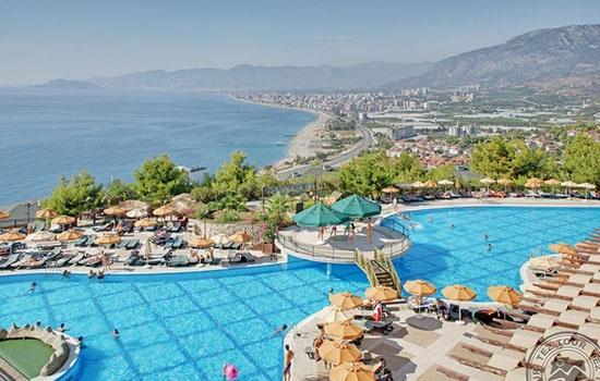 Доступный отдых в Турции