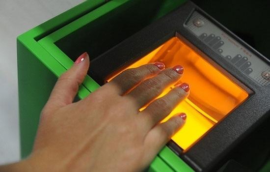 Биометрическая технология оплаты в магазине внедряется Сбербанком России