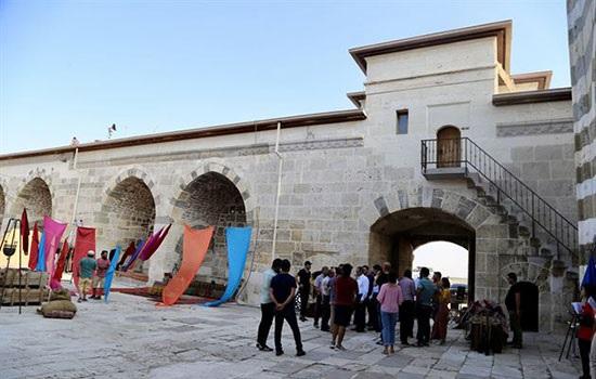 Караван-сарай эпохи Сельджуков открывает двери для посетителей в центральной Турции
