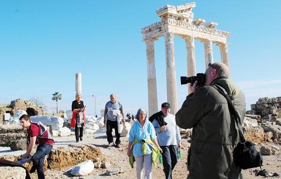 Новый налог на турецкий туризм вступит в силу с октября