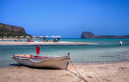 Крит — сказочные пляжи и дайвинг